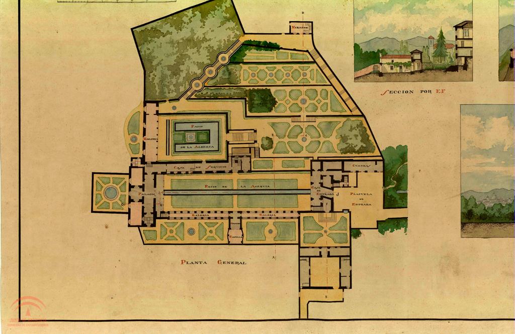 El rincon de un jardin julio 2013 for Planos de jardines