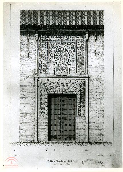 reproducción fachada Maristán