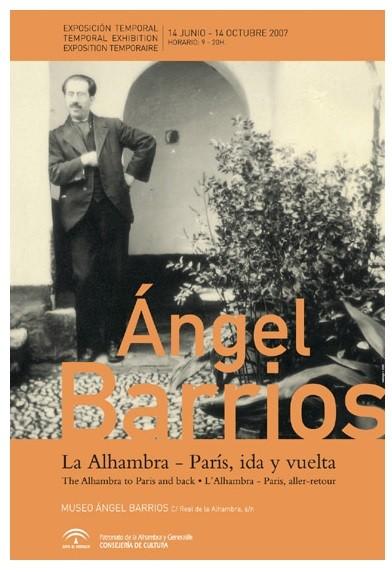 Angel Barrios. La Alhambra- París ida y vuelta