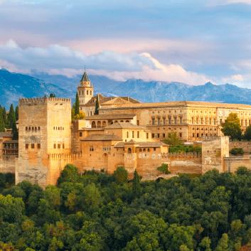 Alhambra y Generalife