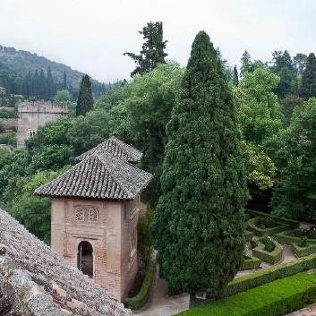 Naturaleza Alhambra