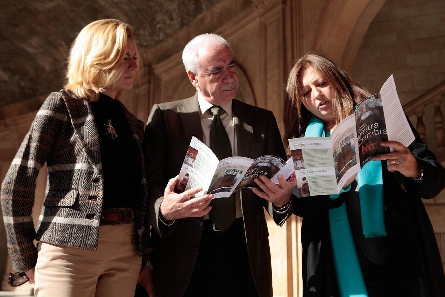 La Alhambra se abrirá en exclusiva para los granadinos