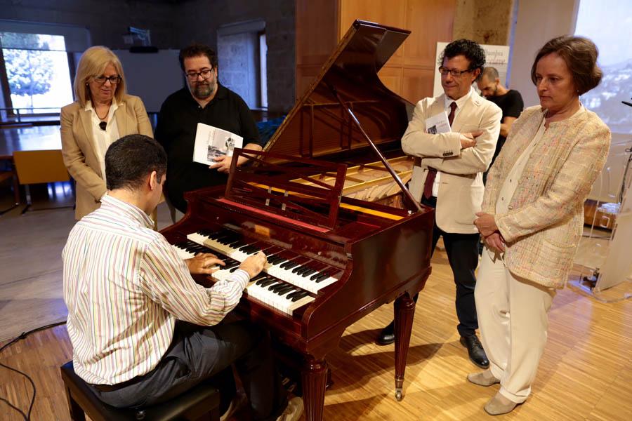 La Alhambra y la Fundación Archivo Manuel de Falla organizan un ciclo de conciertos gratuitos en 'clave'