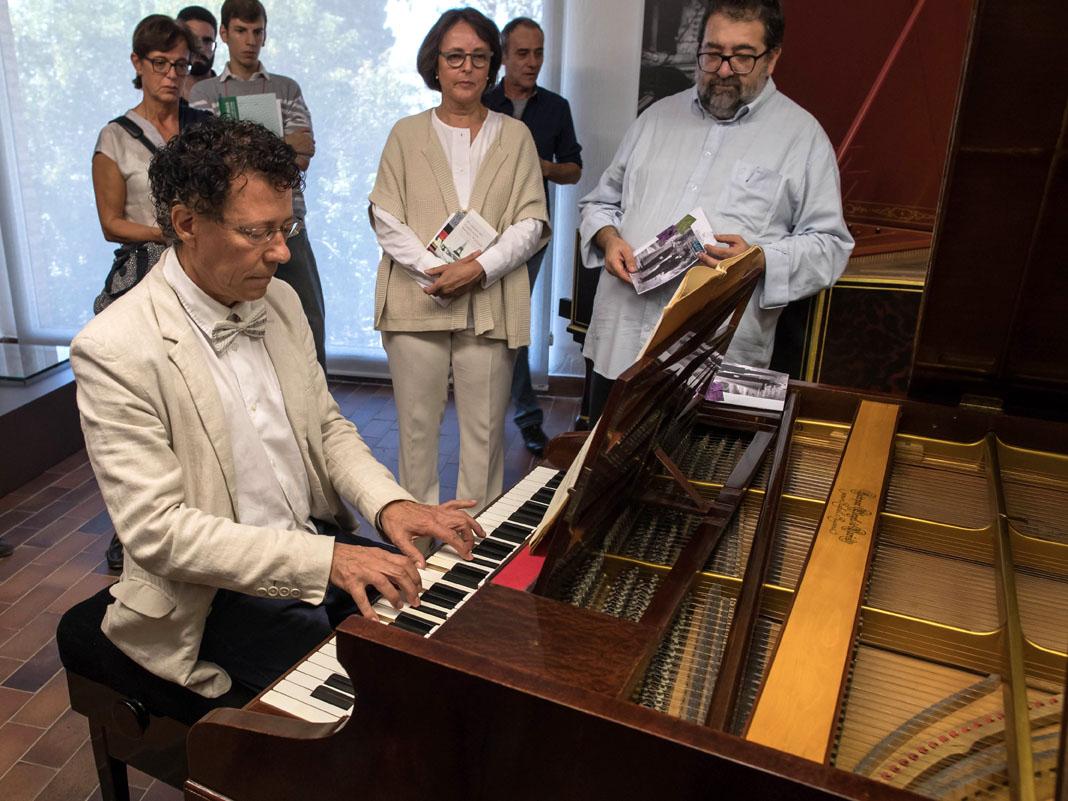 """La Alhambra y la Fundación Archivo Manuel de Falla organizan el II ciclo de conciertos gratuitos """"en clave"""""""