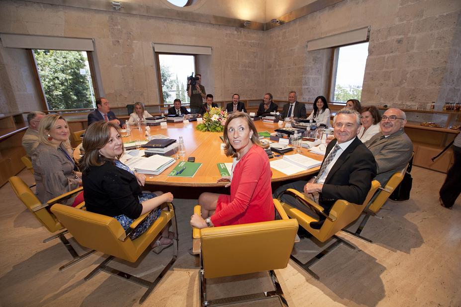 La restauración del Patio de los Leones y el Plan de Arqueología, principales asuntos del Pleno de la Alhambra