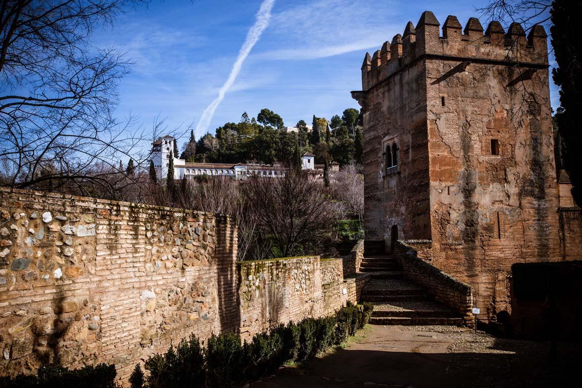 La Alhambra abre al público la Torre de los Picos