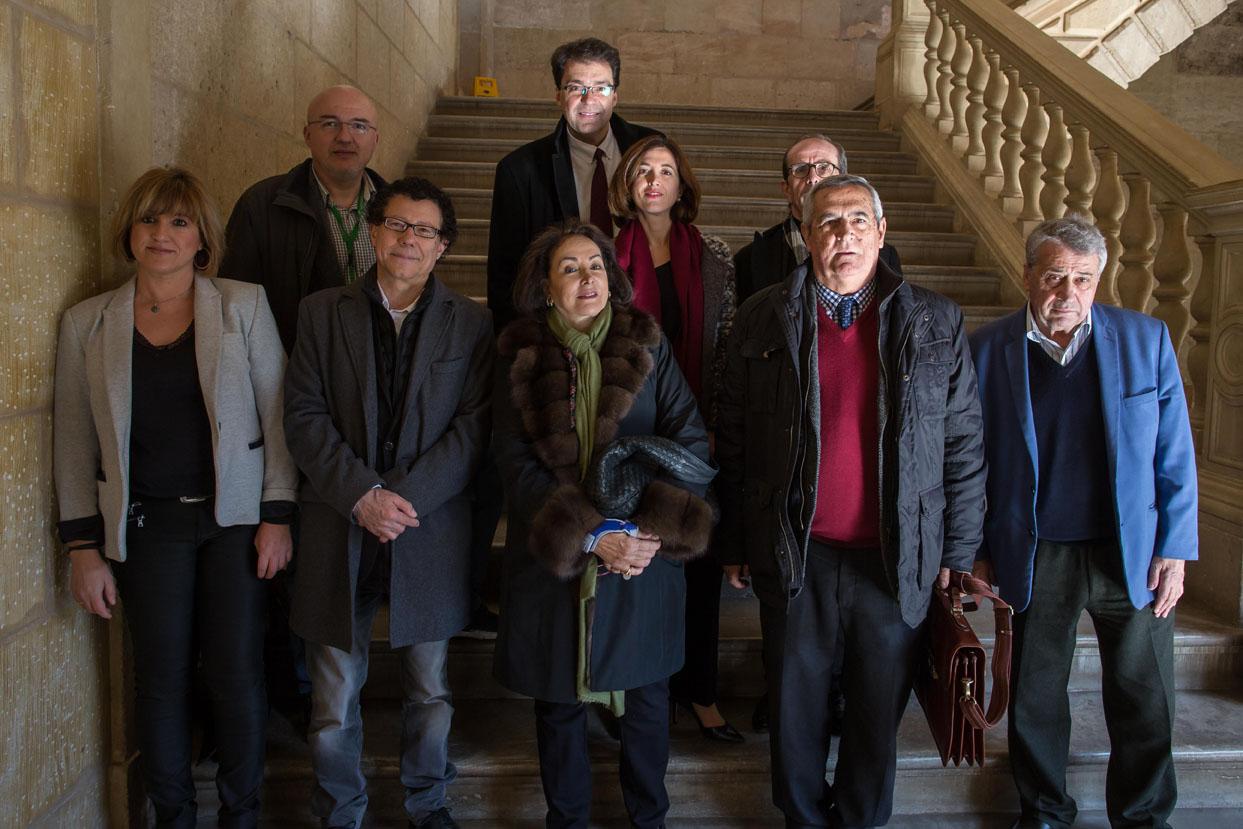 La Alhambra prepara un seminario y una exposición sobre la 'Granada Zirí del s.XI y el universo bereber'