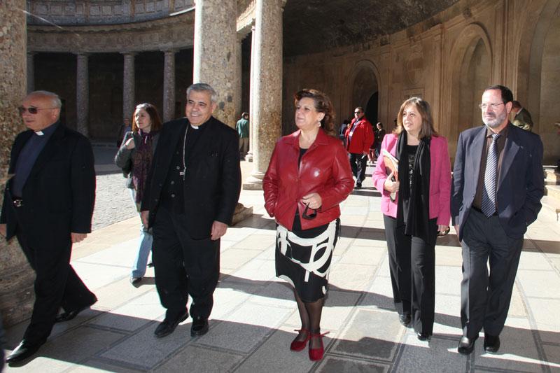 La Alhambra, a través de su entorno urbano y paisajístico