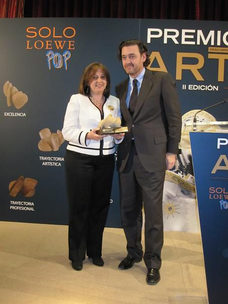 La Alhambra recibe el premio a la Excelencia de la revista Descubrir el Arte por el cuidado y su conservación ejemplar
