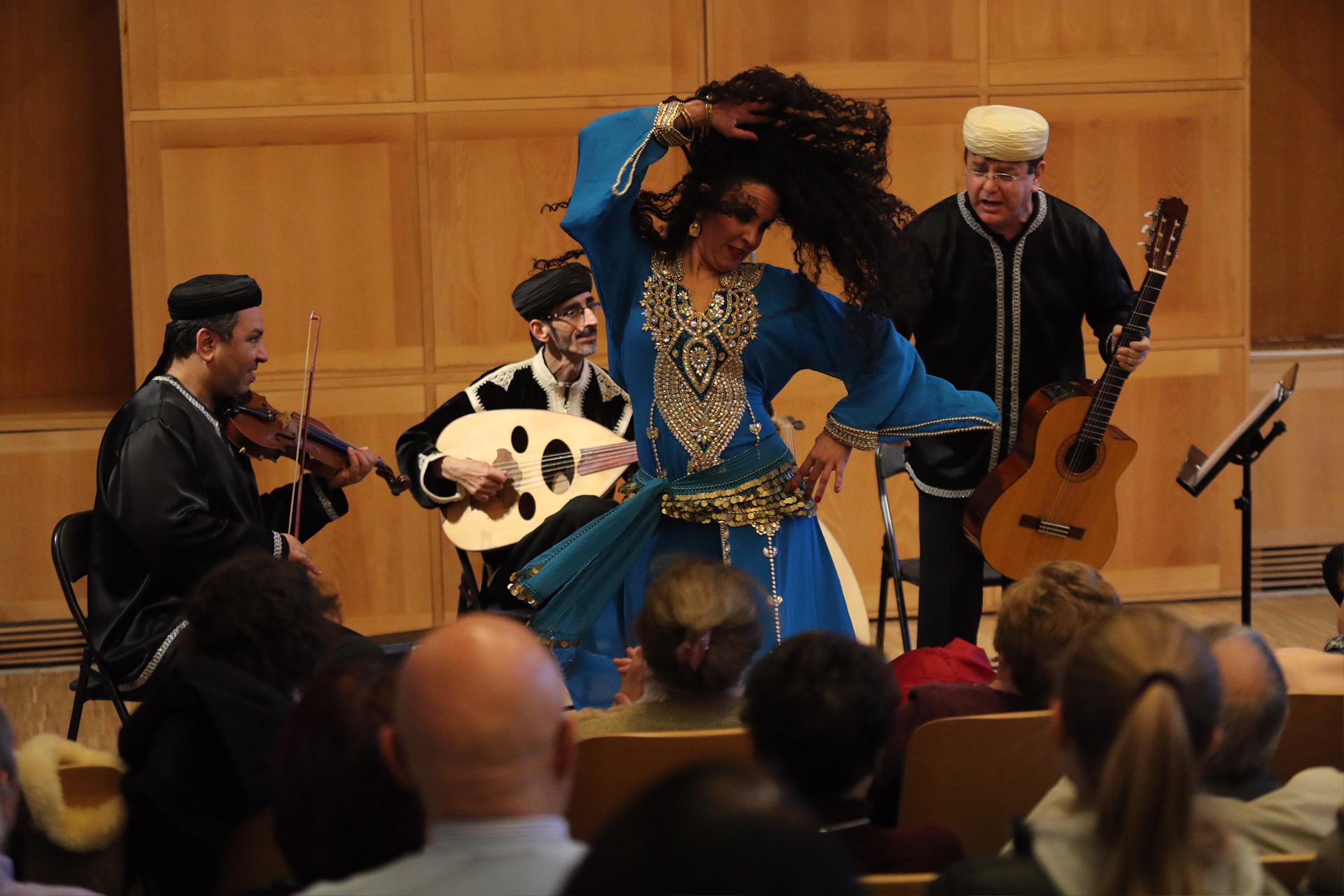 """La Alhambra acoge un concierto de zambras moriscas dentro del ciclo """"Patrimonio de la Humanidad"""""""