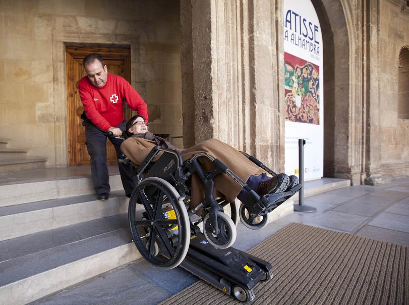 El Patronato de la Alhambra y Generalife renueva el convenio de colaboración con Cruz Roja Española