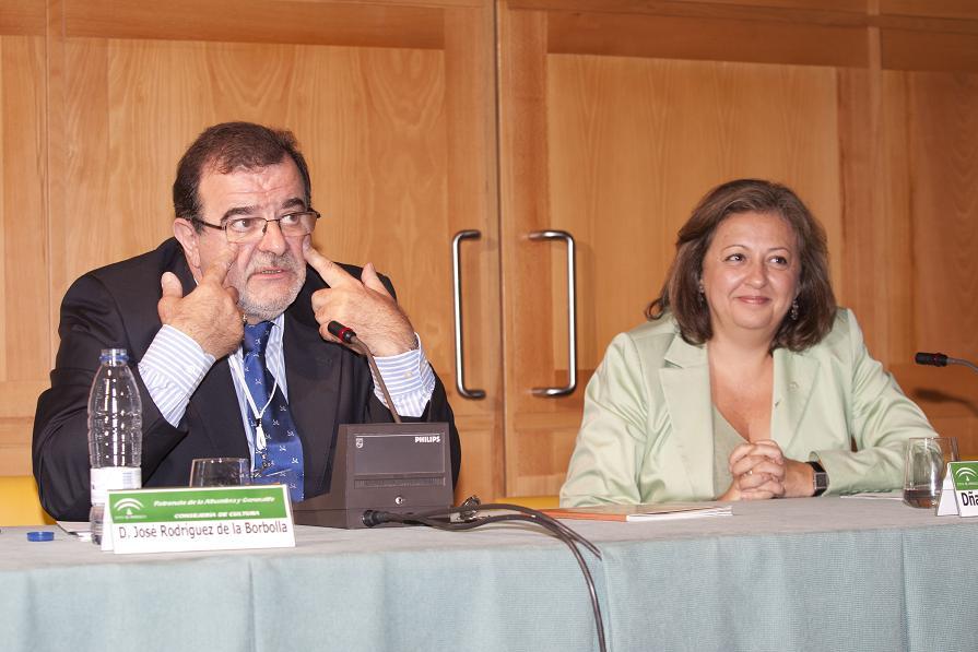 """""""La Alhambra se ha revelado como un instrumento potente para dinamizar la cultura y el turismo en Andalucía"""""""