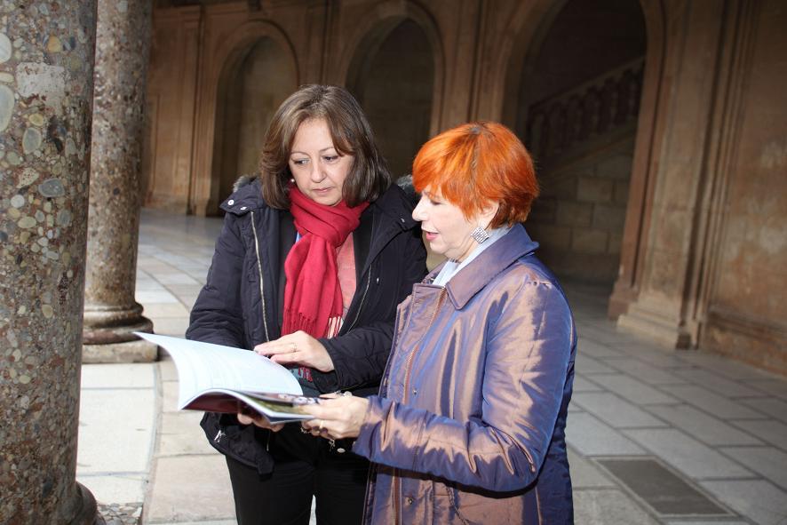 La Alhambra y El legado andalusí organizarán actividades culturales para celebrar el Milenio del Reino de Granada