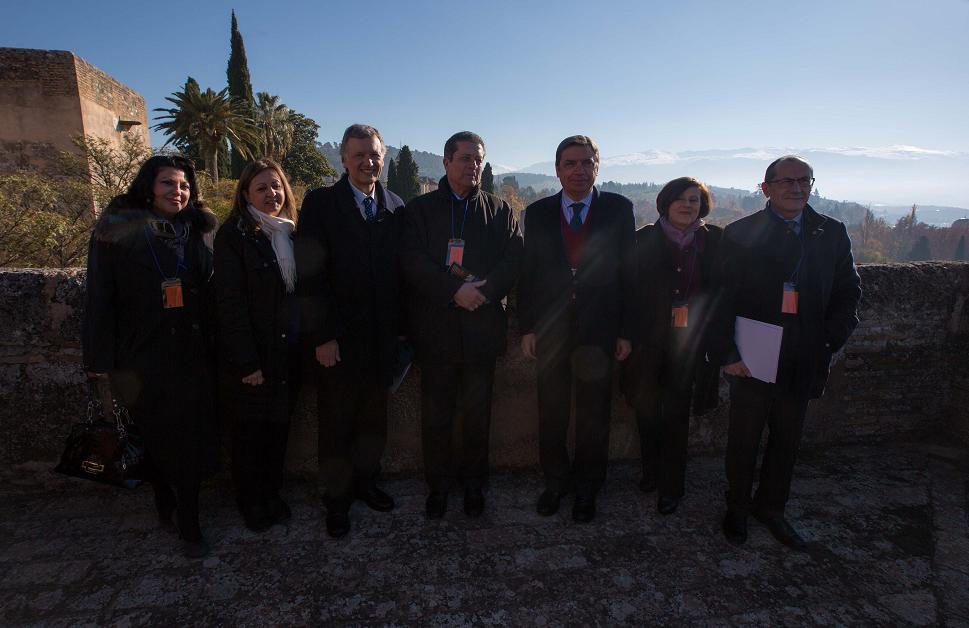 La Alhambra y Sierra Nevada se unen para difundir patrimonios cultural y natural