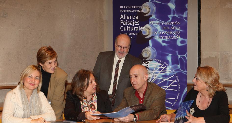 La Declaración de la Alhambra, compromiso de protección y conservación de Paisajes Culturales Patrimonio Mundial