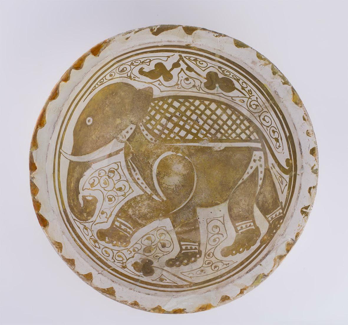 REFLEJOS DE EGIPTO. La Colección de cerámica fatimí del Museo de la Alhambra