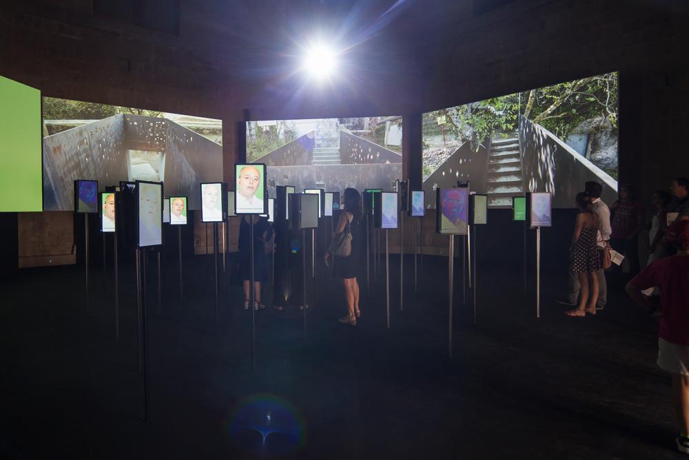 La XIII Bienal española de Arquitectura y Urbanismo expone en la Alhambra de Granada el talento creativo de los arquitectos españoles