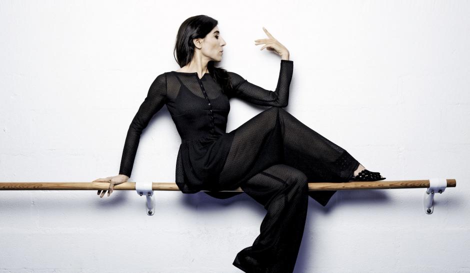 La Fundación Rodríguez-Acosta concede su Medalla de Honor a la bailarina Blanca Li