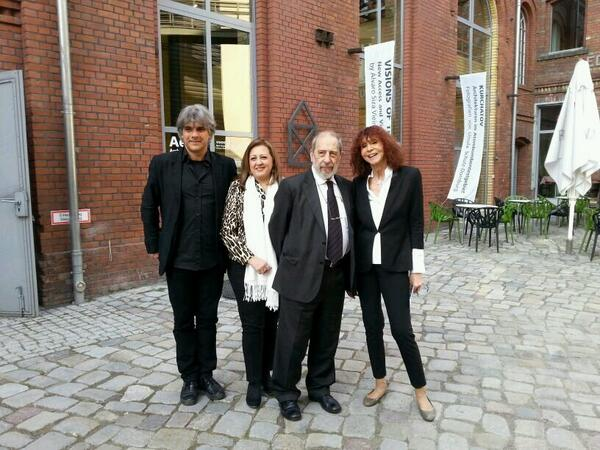 """Las """"VISIONES"""" de la Alhambra se exhiben en Berlín"""