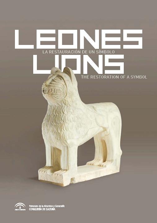 Leones, la restauración de un símbolo