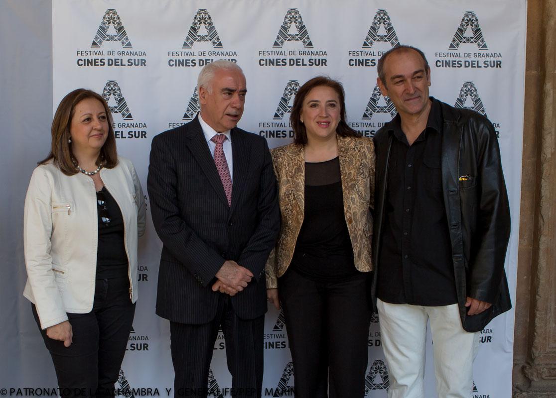 Diez películas competirán en la sección oficial del VIII Festival de Granada Cines del Sur