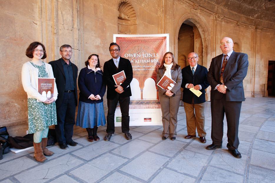 La mirada moderna y el orientalismo del arquitecto inglés Owen Jones, a debate en el Palacio de Carlos V