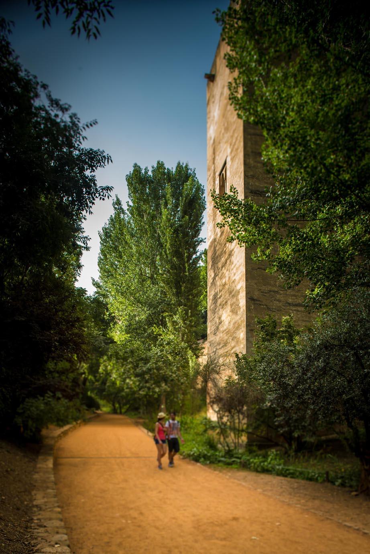 La Alhambra organiza una jornada participativa sobre pavimentos en paisajes urbanos históricos