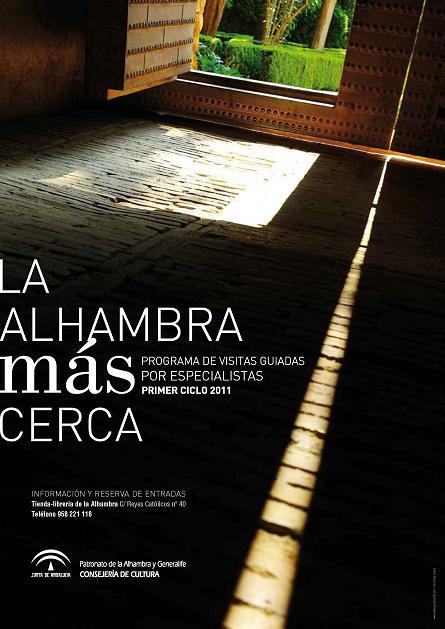 Epigrafías de la Alhambra abre el ciclo de visitas guiadas por especialistas