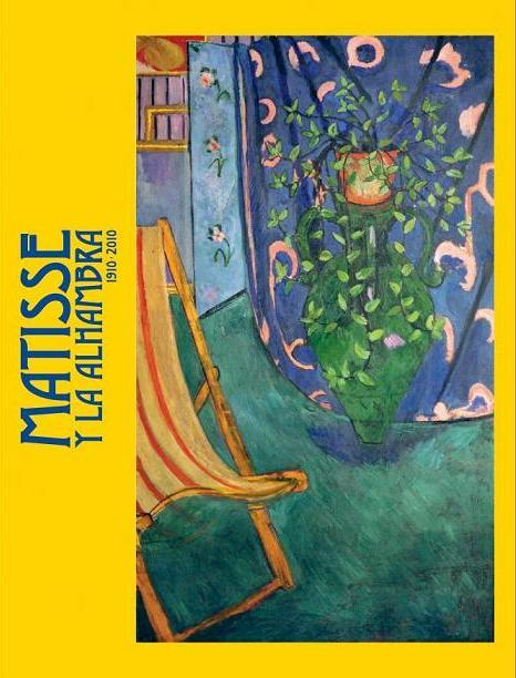 Catalogue of the Exhibition Matisse and the Alhambra (1910-2010)