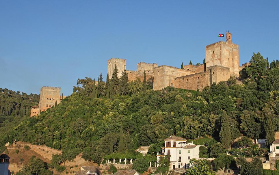 El conjunto monumental de la Alhambra y el Generalife: 25 años de gestión autonómica