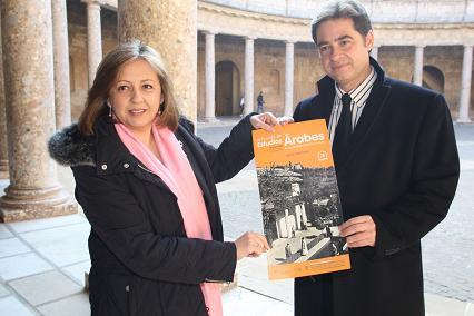 Expertos analizan en la Alhambra el contexto Histórico y Cultural de la Escuela de Estudios Árabes en Granada