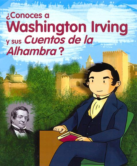 Have you heard about Washington Irving and his Tales of the Alhambra?