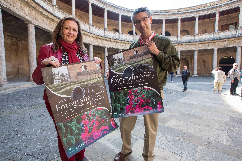 La Alhambra celebra el Día de los Monumentos y Sitios con visitas guiadas y gratuitas y un maratón fotográfico