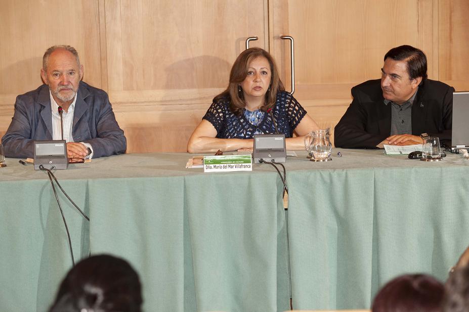 La Alhambra, escenario de debate y reflexión sobre arquitectura, paisaje y medio ambiente