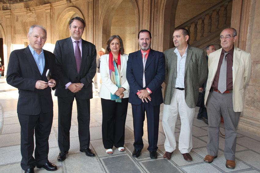 Los 25 años de la Alhambra como Patrimonio de la Humanidad, a debate en el Palacio de Carlos V