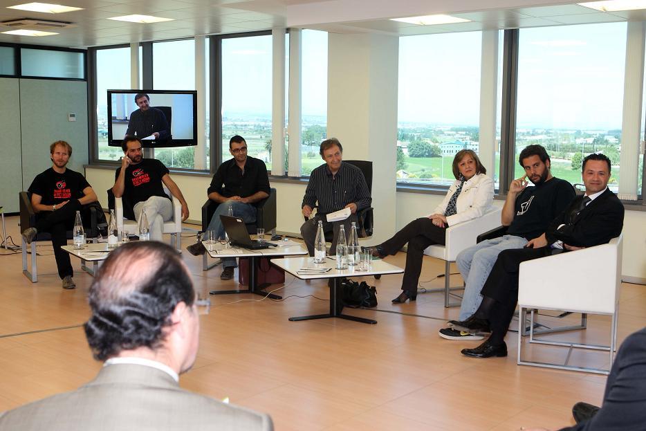 El Patronato de la Alhambra y Generalife participa en el 'I Encuentro con creativos: La innovación en Internet'