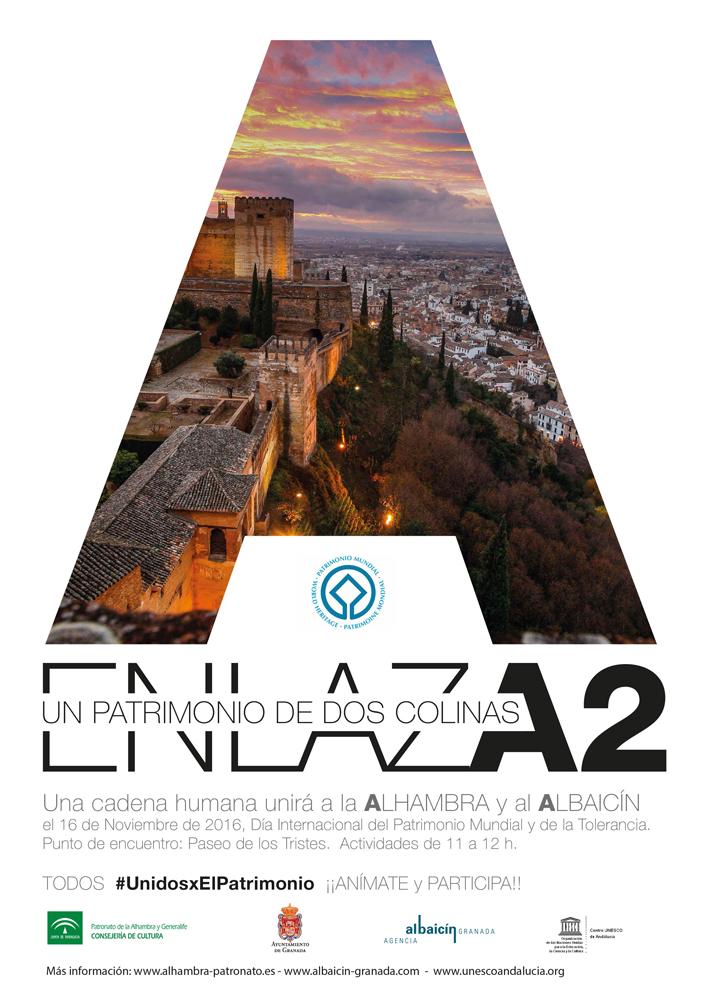 ENLAZA2. UN PATRIMONIO de DOS COLINAS