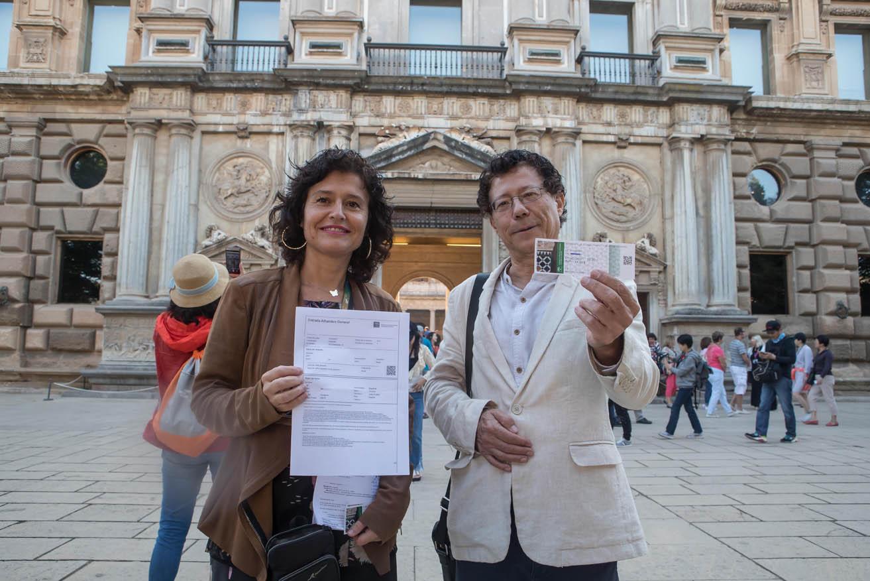 La Alhambra renueva el sistema de reserva y venta de entradas al Conjunto Monumental