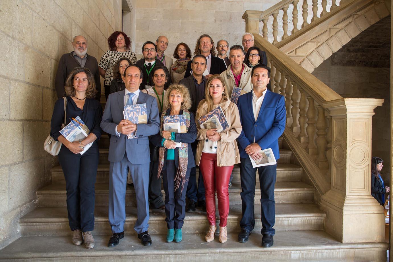La Alhambra reúne a expertos en gestión de riesgos y emergencias en la arquitectura defensiva de tierra