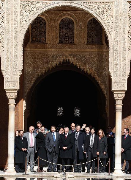 Primeros apuntes para la futura Escuela de la Alhambra