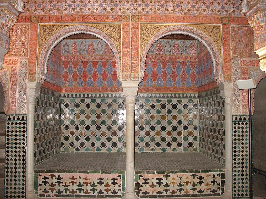 El Patronato de La Alhambra y Generalife abre al público la planta superior de la sala de las camas del Baño de Comares durante el mes de Noviembre.