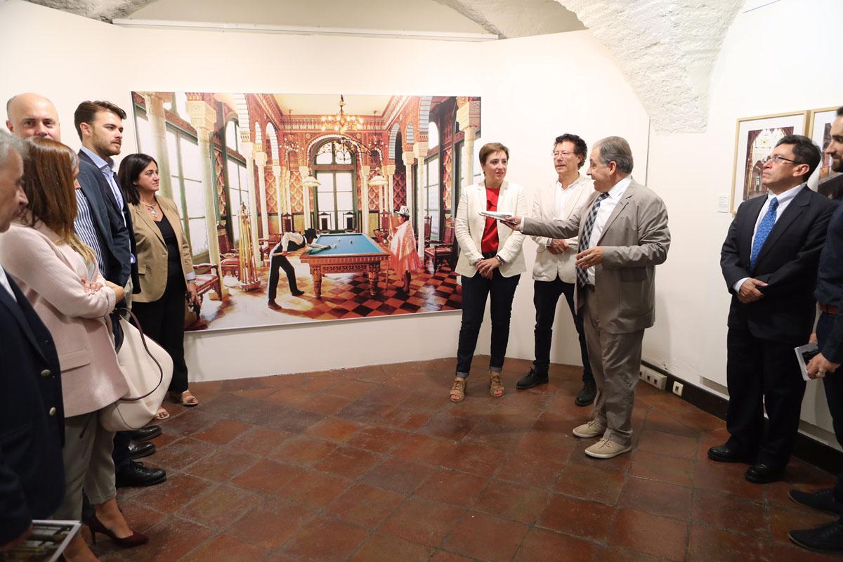 """""""Alhambras. Arquitectura neoárabe en Latinoamérica"""", nueva exposición en el Museo Casa de los Tiros"""