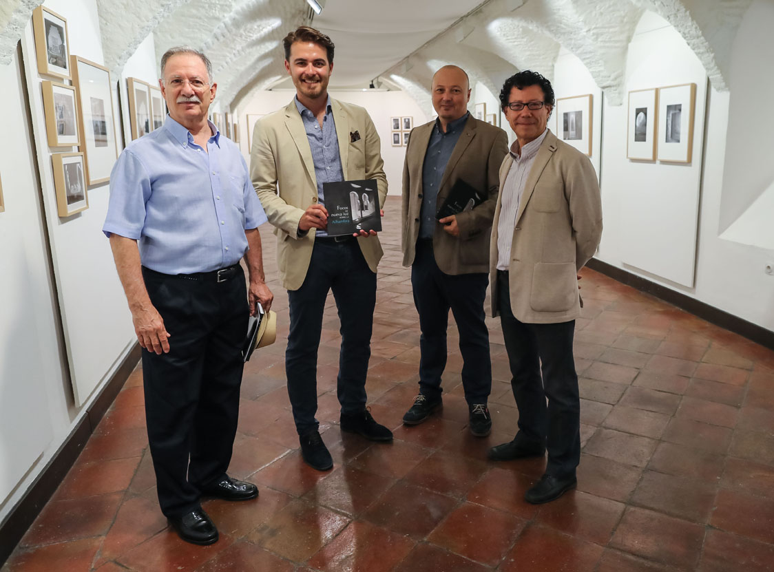 """La Casa de los Tiros acoge la exposición fotográfica """"Focos de nueva luz sobre la Alhambra"""""""