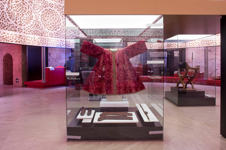 La Alhambra organiza visitas guiadas gratuitas a la exposición 'Arte y Culturas de al-Andalus'