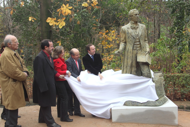 """Washington Irving, visitante """"eterno"""" de la Alhambra"""