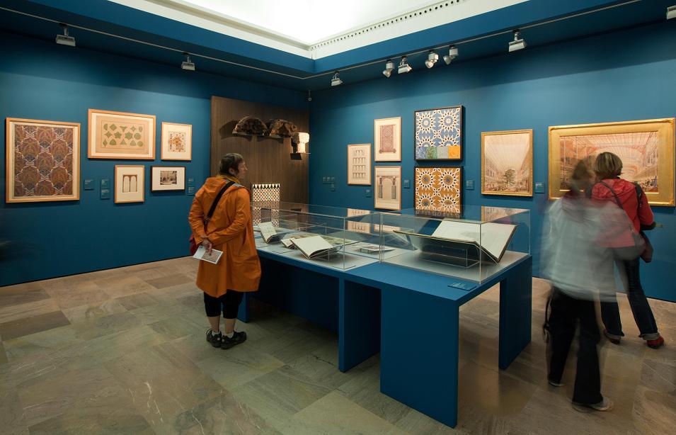 Más de 100.000 personas han visitado la exposición Owen Jones y la Alhambra