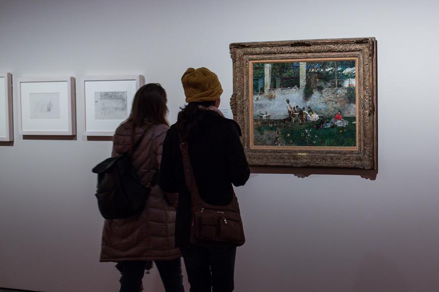 La Alhambra registra más de 60.000 visitantes en la exposición que ha dedicado Mariano Fortuny