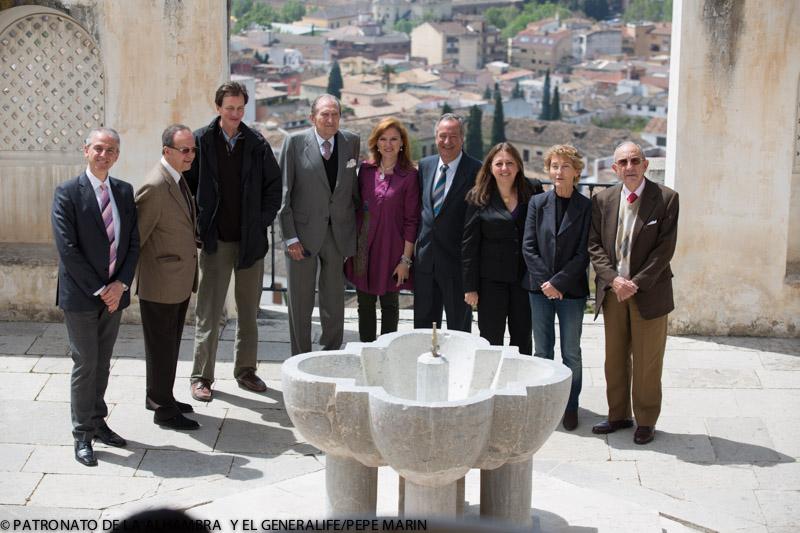 La Fundación Rodríguez-Acosta comienza una nueva etapa y amplía su oferta cultural, incluida la visita pública