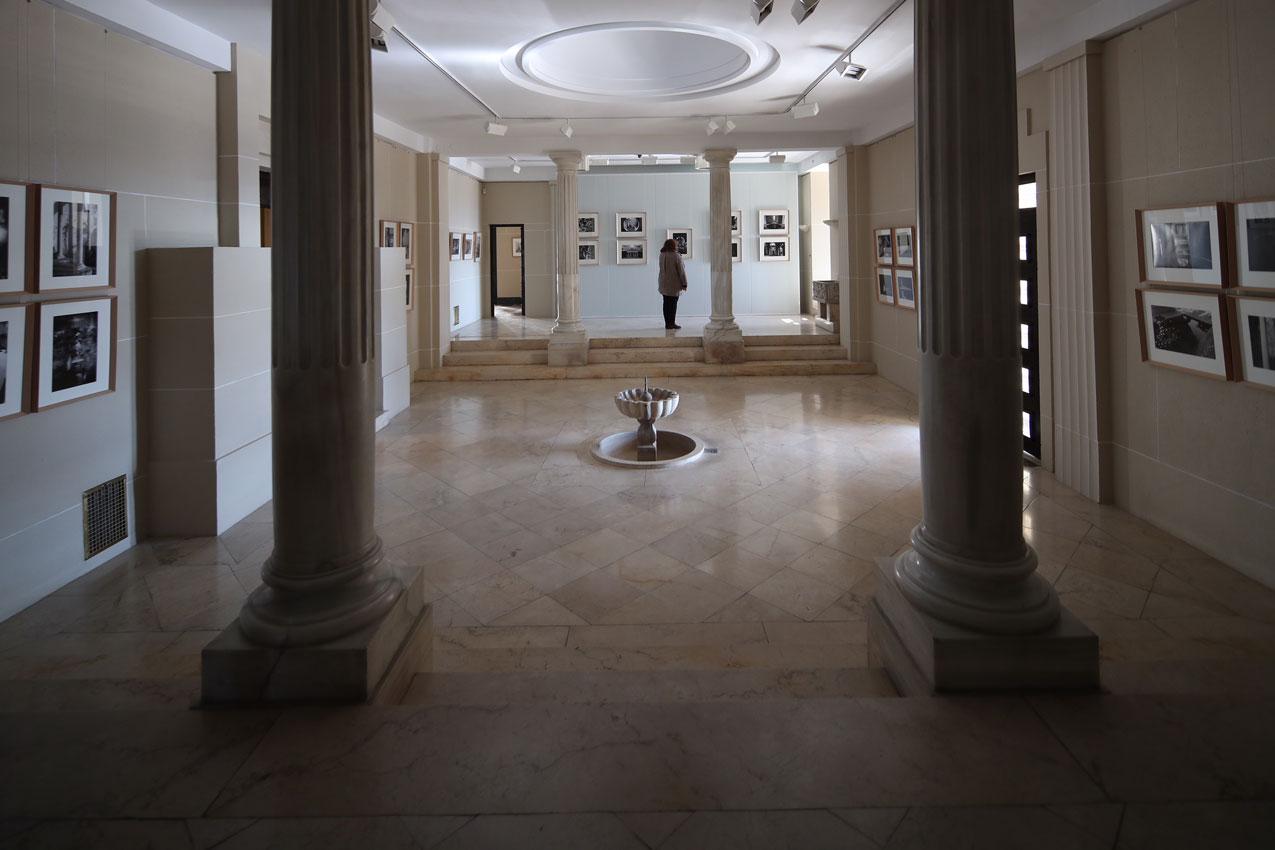 """La exposición """"Focos de nueva luz sobre la colina de la Alhambra"""", ahora en la Fundación Rodríguez-Acosta"""