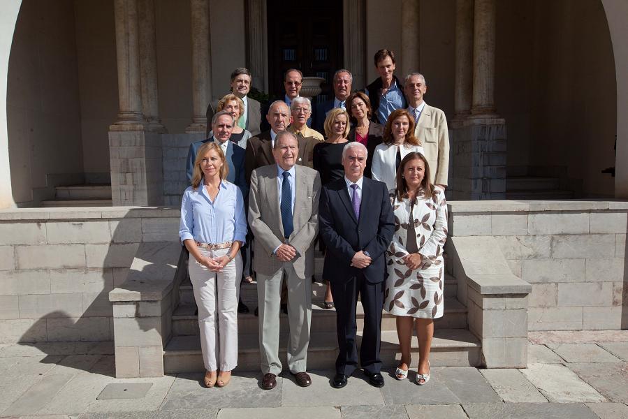 La Junta asume nuevas responsabilidades en la Fundación Rodríguez-Acosta en colaboración con la Alhambra